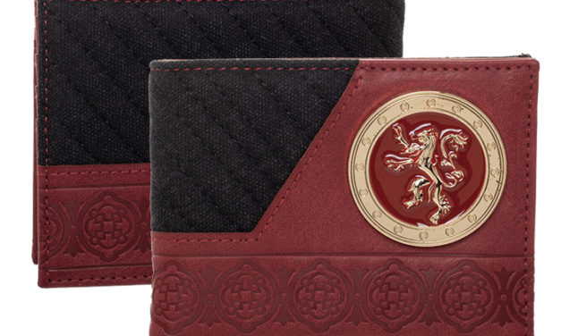 Game of Thrones House Lannister Wallet