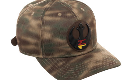 Star Wars Rebel Alliance Commando Camo Hat