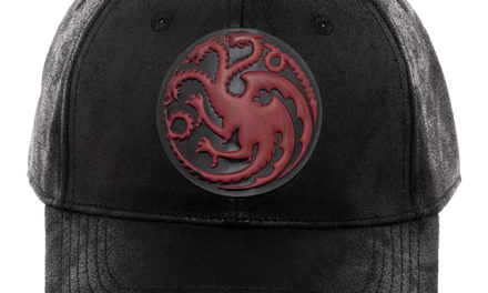 Game of Thrones House Targaryen Patch Hat