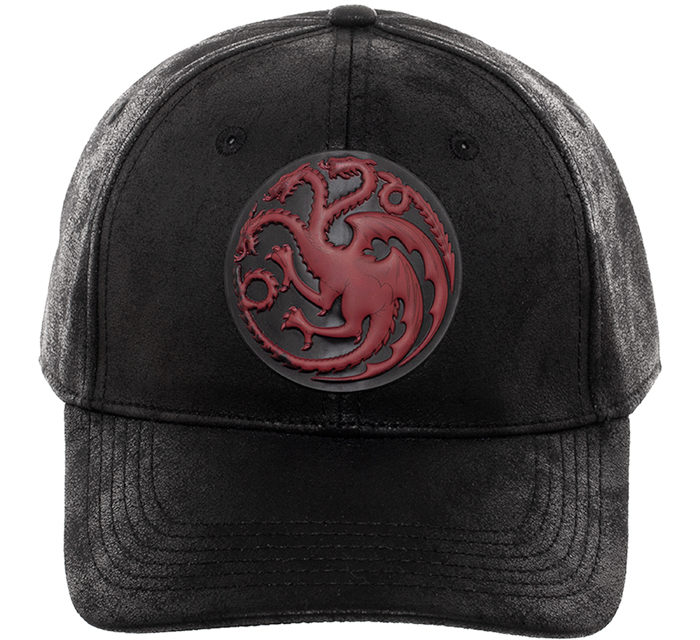 Game of Thrones House Targaryen Patch Hat