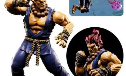 Street Fighter V Akuma SH Figuarts Action Figure