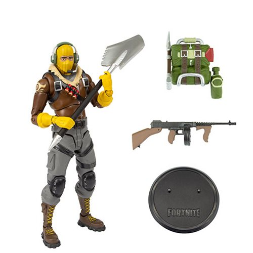 Fortnite Series 1 Raptor 7-Inch Action Figure