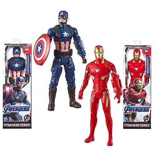 Avengers: Endgame Titan Hero Series A Action Figure Wave 1