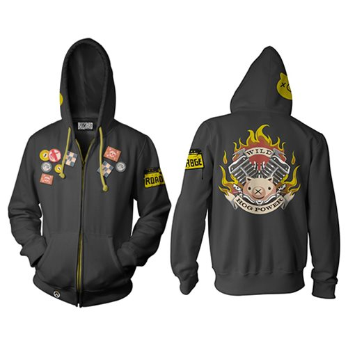 Overwatch Ultimate Roadhog Zip-Up Hoodie