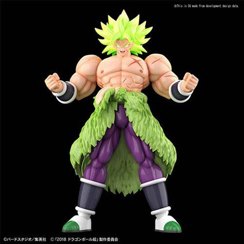 Dragon Ball Super Super Saiyan Broly Full Power Figure-Rise Standard Model Kit