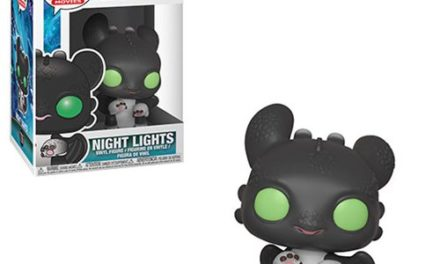 How to Train Your Dragon 3 Night Lights 1 Pop! Vinyl Figure #726