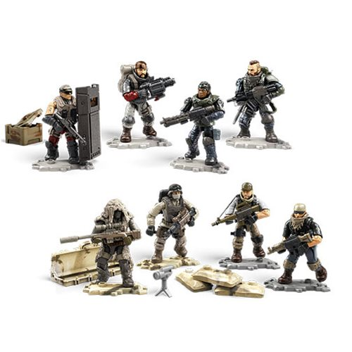 Call of Duty Mega Construx Troop Set