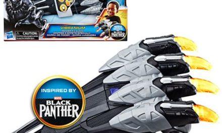 Avengers: Endgame Nerf Black Panther Assembler Gear