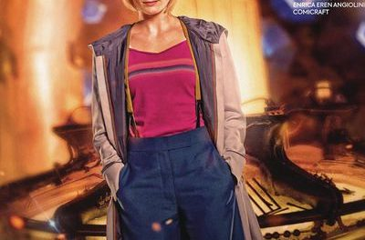 Doctor Who 13th #7 (Cover B – Photo)