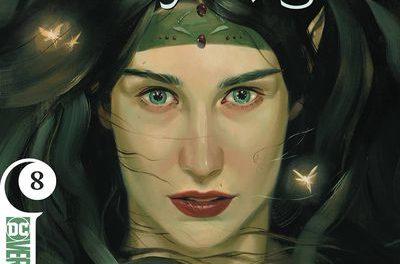 Books of Magic #8