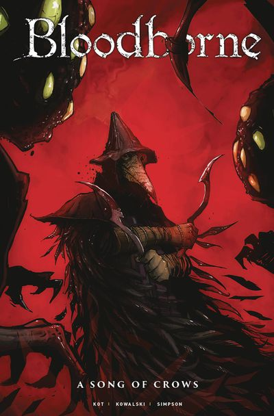 Bloodborne #12 (Cover A – Worm)