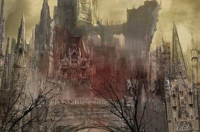 Bloodborne #12 (Cover C – Game Art)
