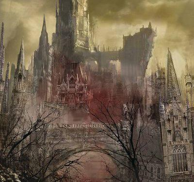 Bloodborne #12 (Cover C – Game Art)