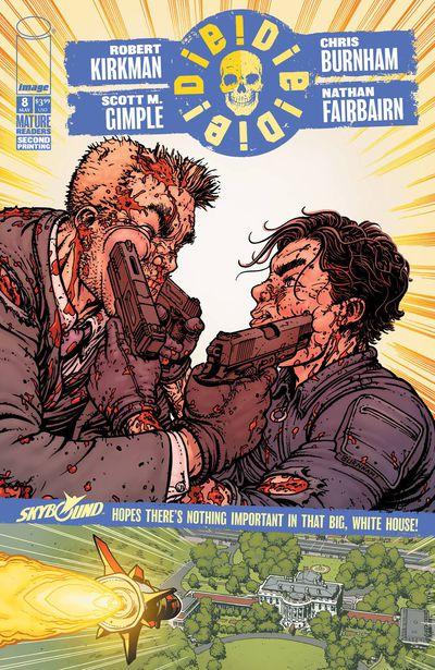 Die!Die!Die! #8 (2nd Printing)