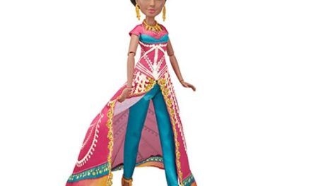 Aladdin Movie Deluxe Doll