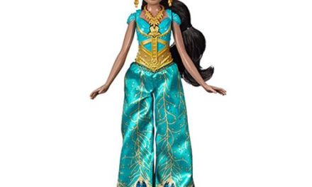Aladdin Movie Singing Jasmine Doll