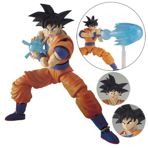 Dragon Ball Z Son Goku Figure-Rise Standard Model Kit