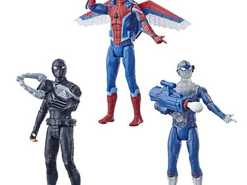 Spider-Man: Far From Home 6-Inch Action Figures Wave 2 Case – Free Shipping