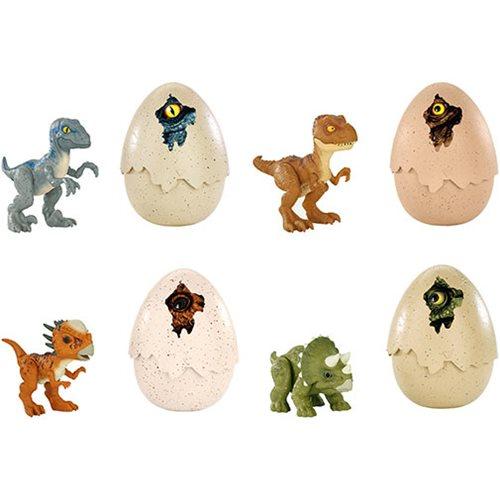 Jurassic World Hatch 'n Play Dinos Case