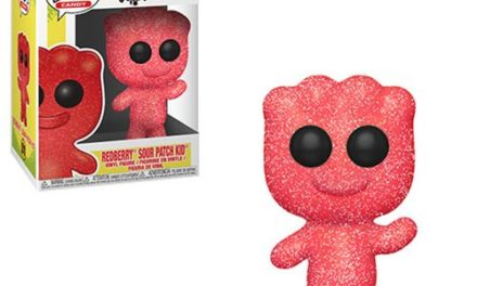 Sour Patch Kids Red Pop! Vinyl Figure #01