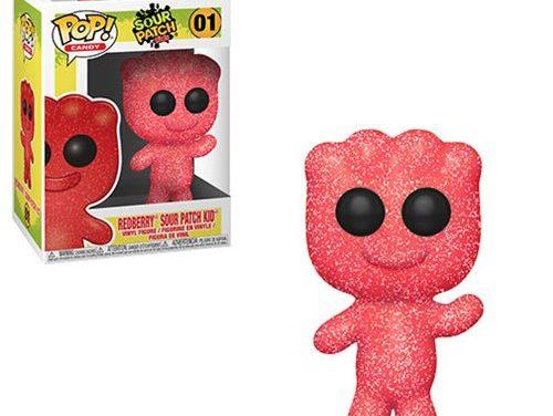 Sour Patch Kids Red Pop! Vinyl Figure #01