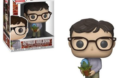Little Shop of Horrors Seymour with Audrey II Pop! Vinyl Figure #655