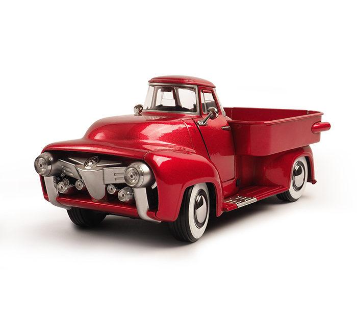 Fallout Pick-R-Up Die-Cast Replica Car