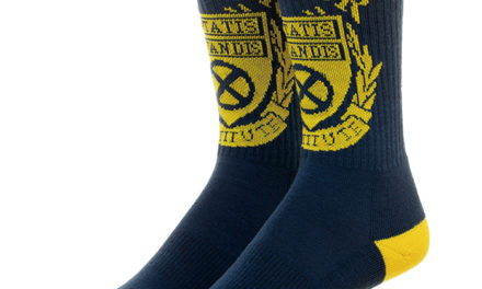X-Men Xavier Institute Athletic Socks