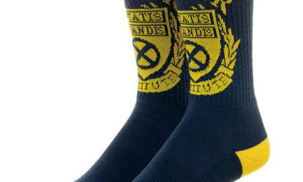X-Men Xavier Institute Athletic Socks