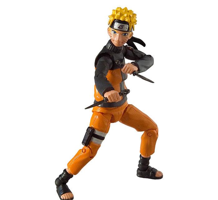 Naruto Shippuden: Naruto 4″ Action Figure