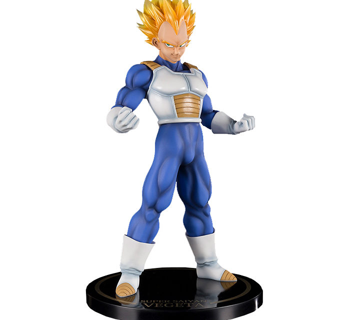 Dragon Ball Z Super Saiyan Vegeta FiguartsZERO Figure