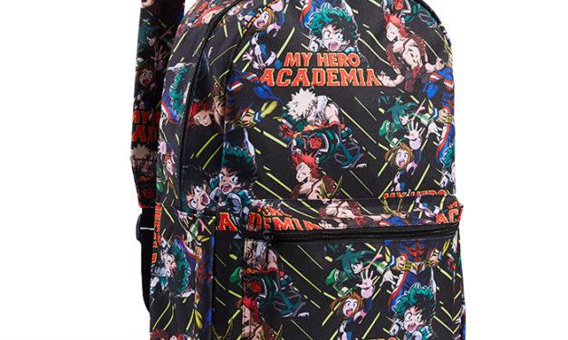 My Hero Academia Heroic Backpack