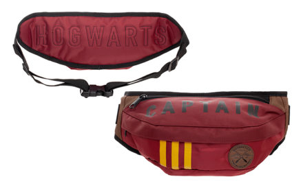 Harry Potter Gryffindor Quidditch Captain Fanny Pack