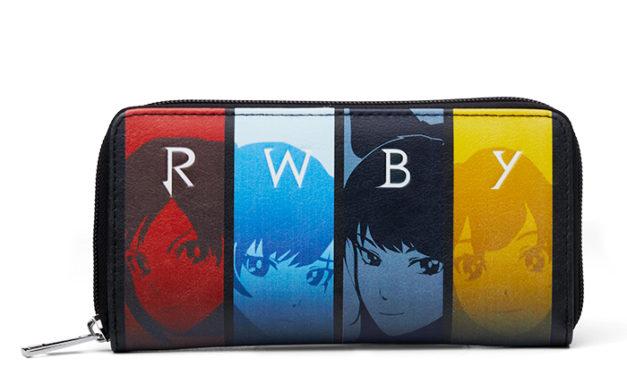 RWBY Zip Wallet