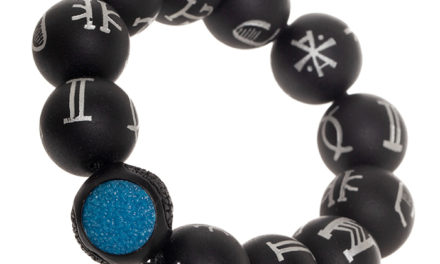 Black Panther Kimoyo Beads Bracelet