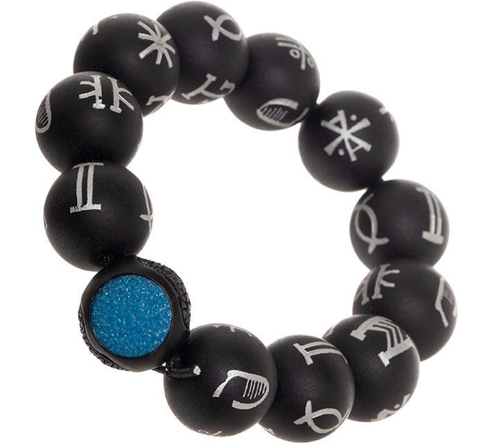 Black Panther Kimoyo Beads Bracelet
