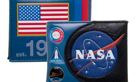 NASA Bi-Fold Wallet
