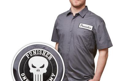 Punisher Woven Shirt