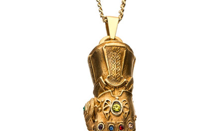 Marvel Thanos Gauntlet Pendant