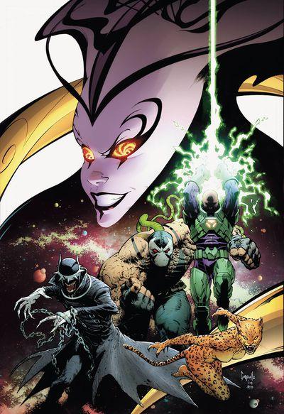 DCs Year of the Villain #1