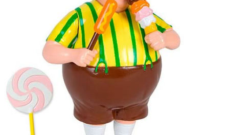 Ice Cream Boy Action Figure
