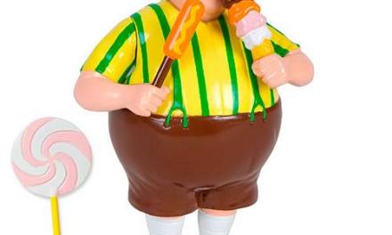 Ice Cream Boy Action Figure