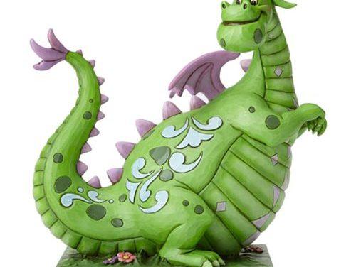 Disney Traditions Pete's Dragon Elliot Statue