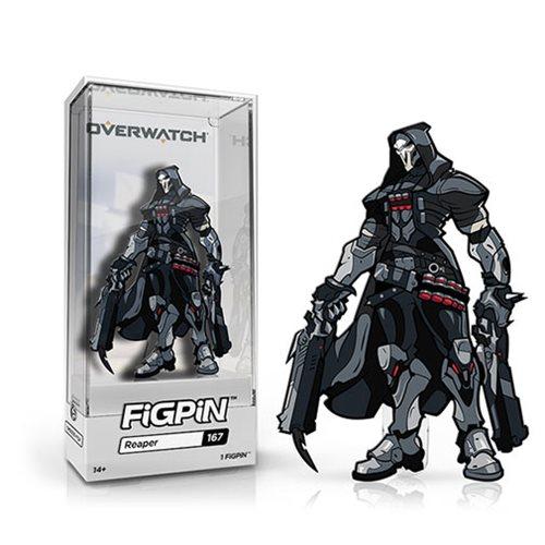 Overwatch Reaper FiGPiN Enamel Pin