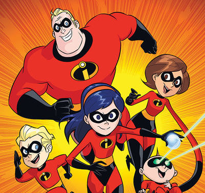 Disney/PIXAR The Incredibles 2: Secret Identities #3
