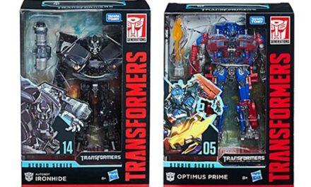 Transformers Studio Series Premier Voyager Wave 3 Case