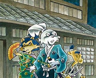 Usagi Yojimbo Saga Volume 8