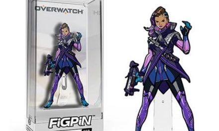 Overwatch Sombra FiGPiN Enamel Pin