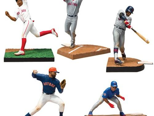 MLB The Show 19 Action Figure Case – Free Shipping