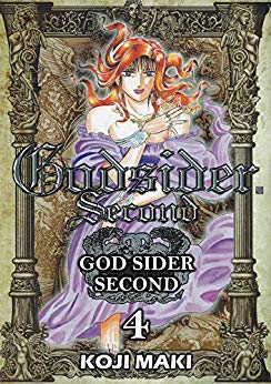 GOD SIDER SECOND Vol. 4